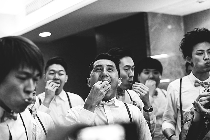chinese wedding torture games